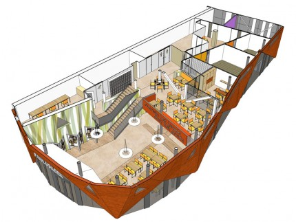 Floorplan ComFloorplan Plan Of The Store IKEA